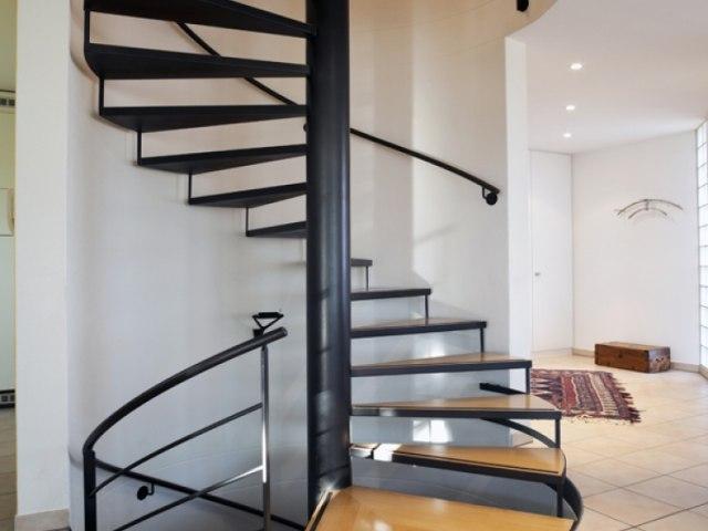 Винтовая лестница V-42 1