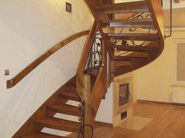 Винтовая лестница V-45 1