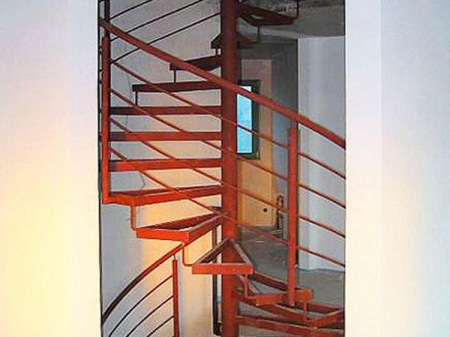 Винтовая лестница V-46 1