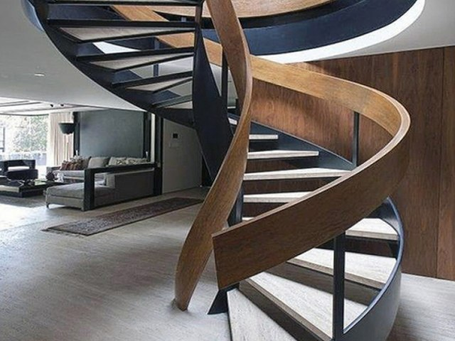Винтовая лестница V-47 1