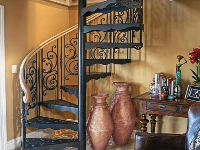 Винтовая лестница V-53 1