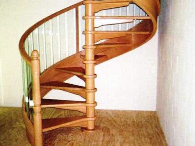 Винтовая лестница V-54 1