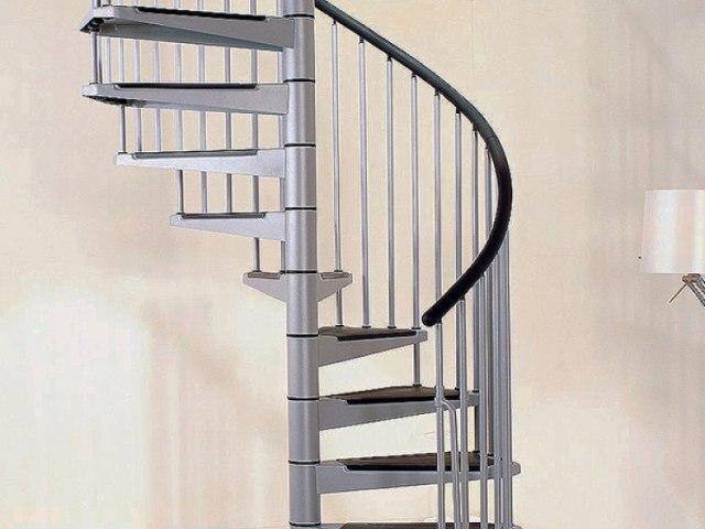 Винтовая лестница V-55 1