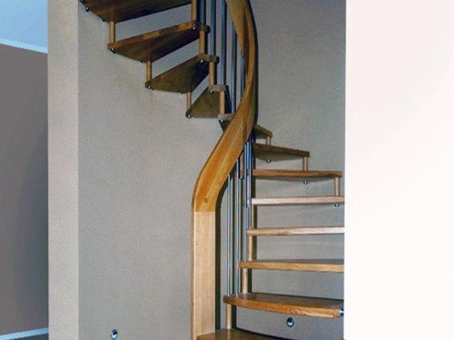Винтовая лестница V-56 1