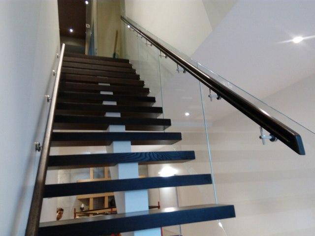 Лестница на монокосоуре DF7 4
