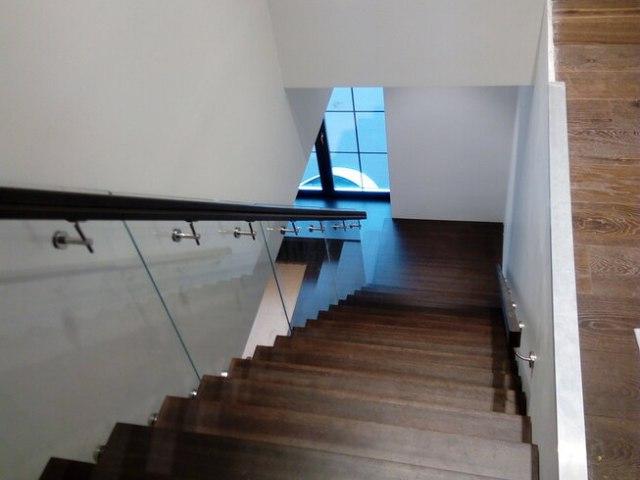 Лестница на монокосоуре DF7 6