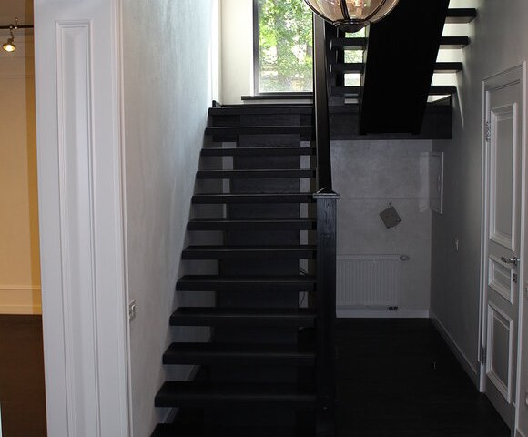 Лестница на монокосоуре DF13 1