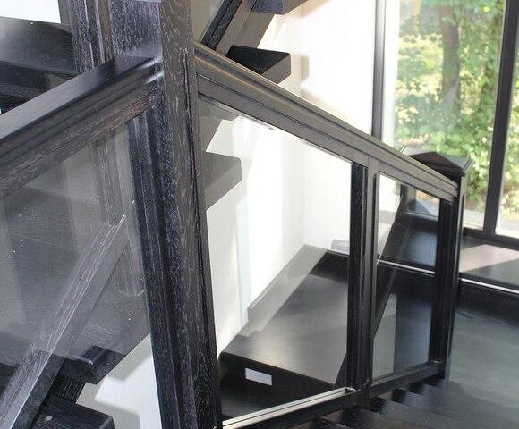 Лестница на монокосоуре DF13 6