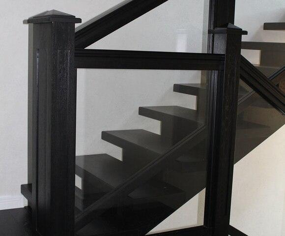 Лестница на монокосоуре DF13 7