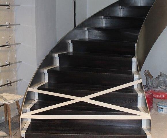 Лестница винтовая DF3 5