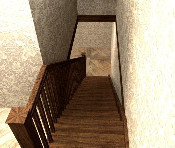 Лестница ДК-2 2