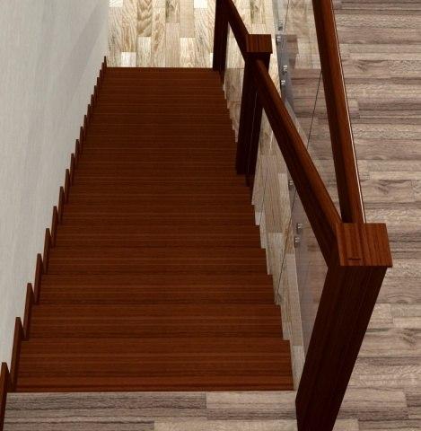 Лестница ДС-2 2