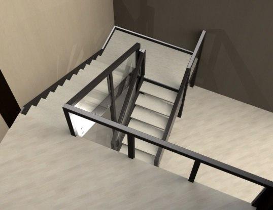 Лестница ДС-3 2