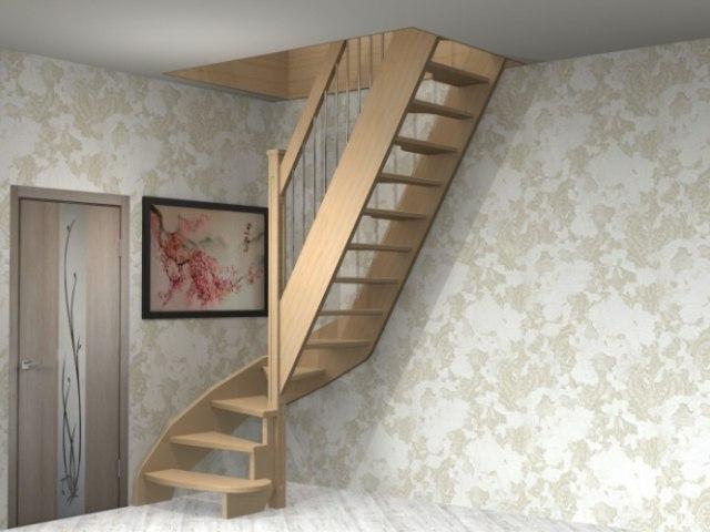 Лестница ДТ-1 1