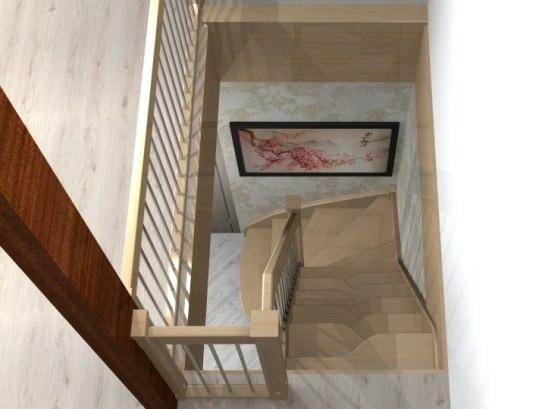 Лестница ДТ-1 2