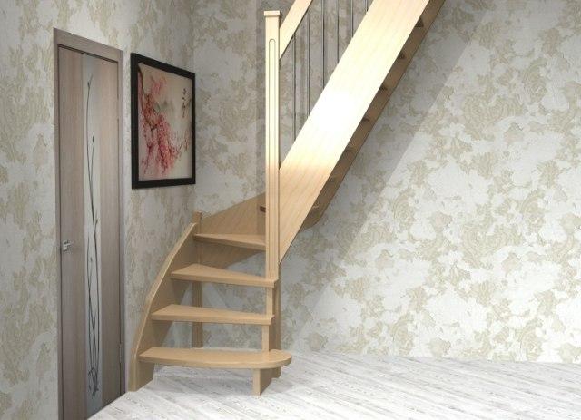 Лестница ДТ-1 3