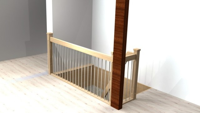 Лестница ДТ-1 4