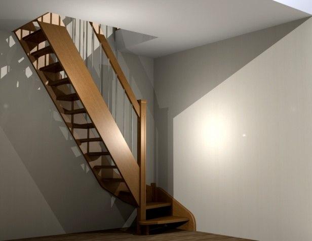 Лестница ДТ-2 1