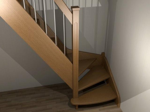 Лестница ДТ-2 2