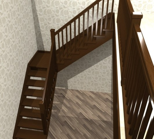 Лестница ДТ-4 2