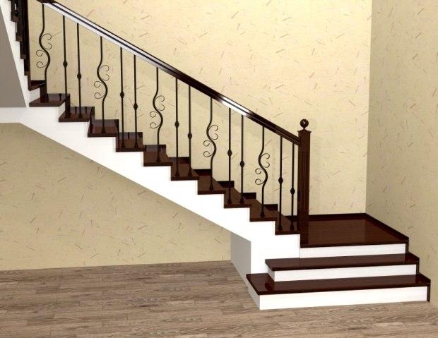 Лестница ЛБ-2 2