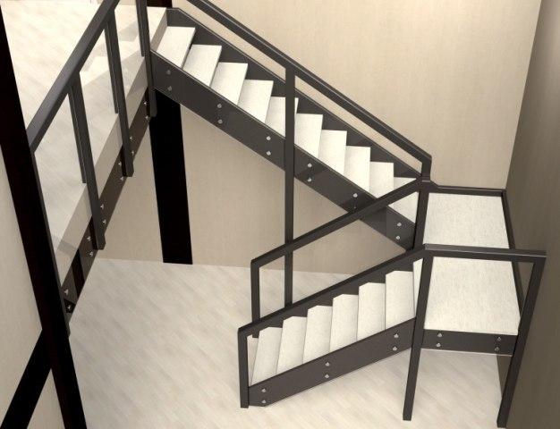 Лестница ДС-3 3