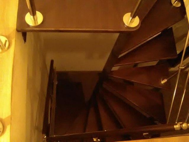 Винтовая лестница DF16 5